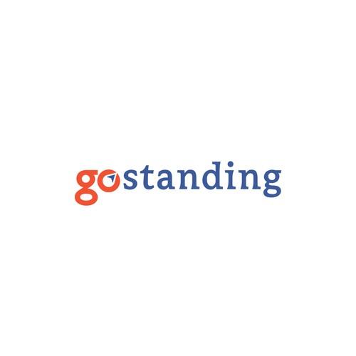 Logo for Gostanding