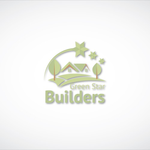 Logo for Green Building Company