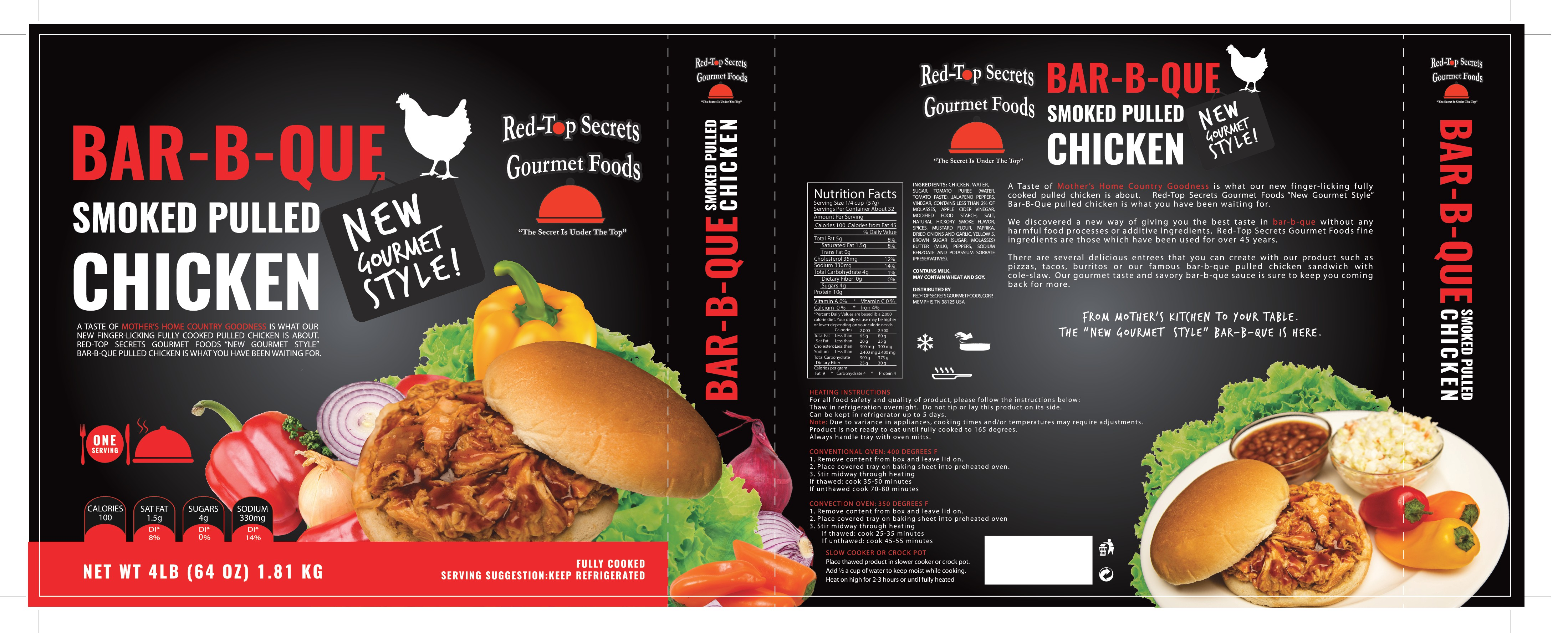 The New Healthy Style Bar-B-Que