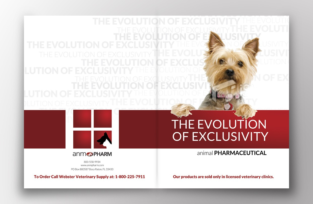 *Prize Guaranteed* Brochure Design for Animal Pharmaceuticals