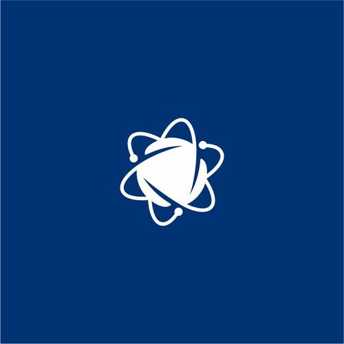 Logo for a Columbia University alumni venture fund called Fission Ventures.