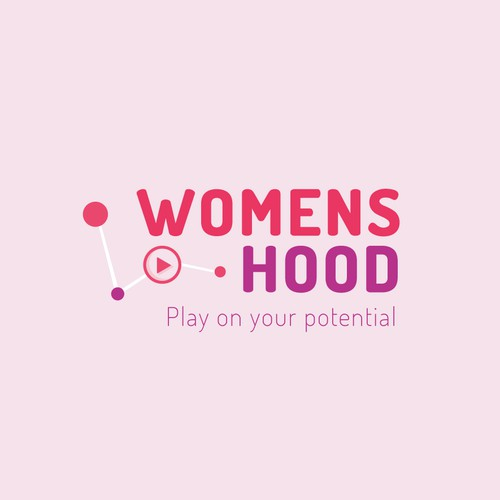 WOMENS HOOD - Play your potential