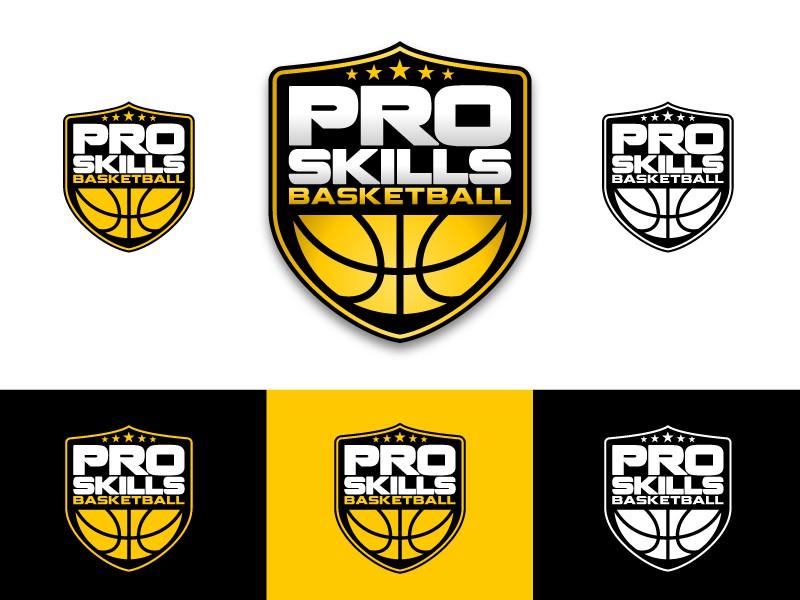 logo for Pro Skills Basketball
