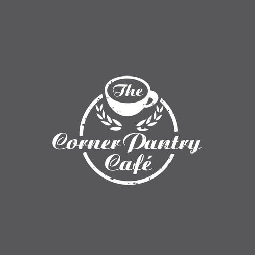 Logo Concept for Corner Pantry Cafe