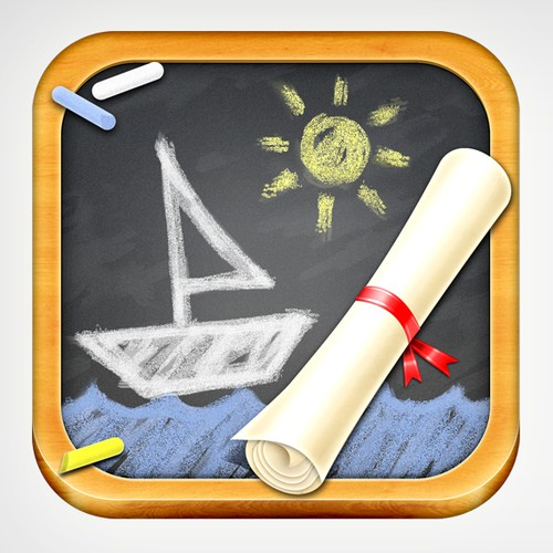 Sailing License iOS App Icon