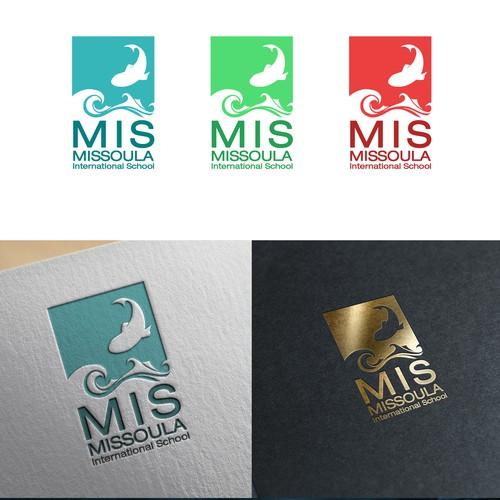 Missoula international school logo