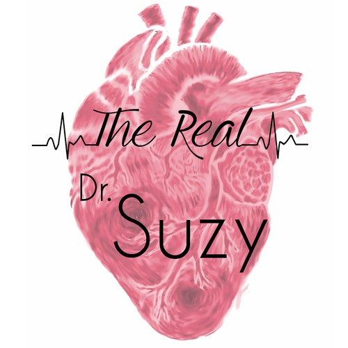 The Real Dr. Suzy Logo
