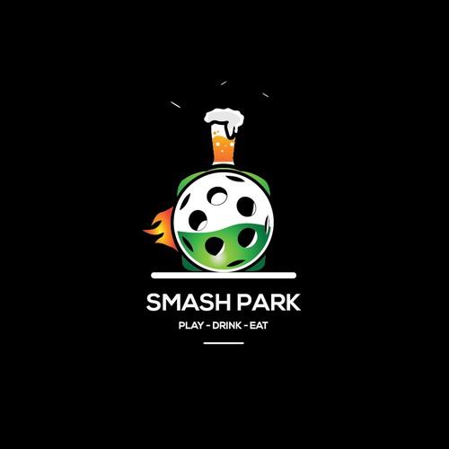 Smash Park Logo