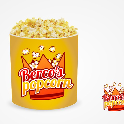 Berco's Popcorn Needs A New Logo And We Need You!
