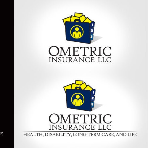 Logo Design for OMETRIC