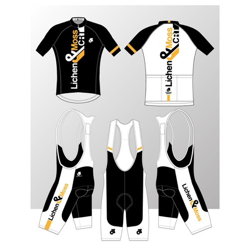 Cycle Racing Kit!  Be creative, make history with THE kit for 2014