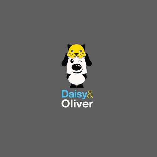 Logo concept for Daisy & Oliver