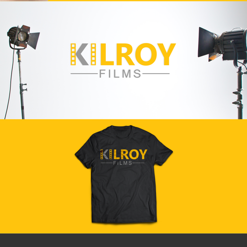 logo concept for KILROY FILMS