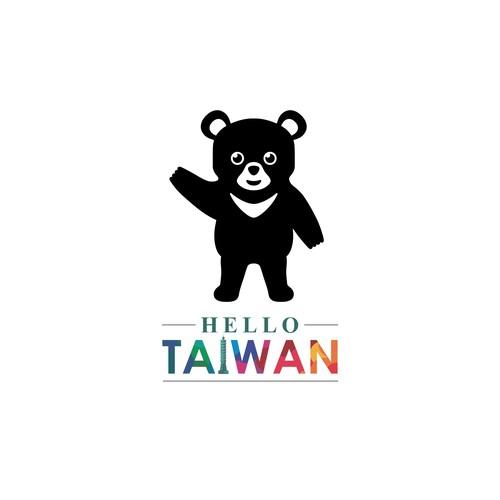 Mascot Taiwan Endemic Bear