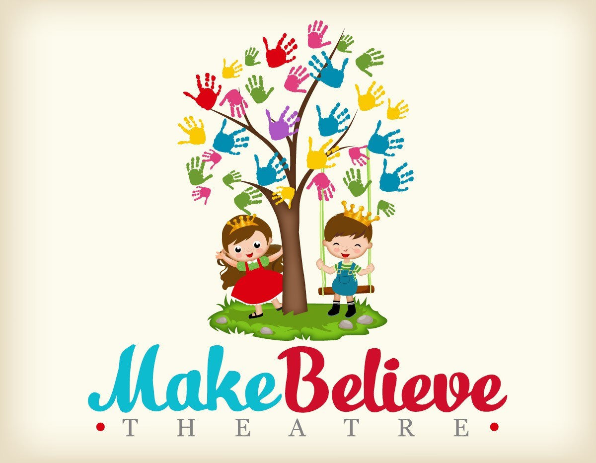 New logo wanted for Make Believe Theatre