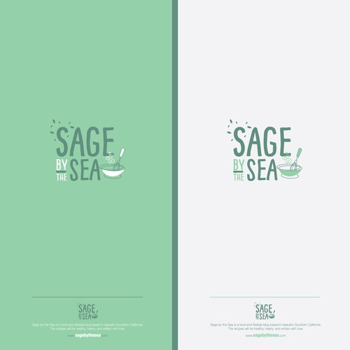 Sage by the Sea