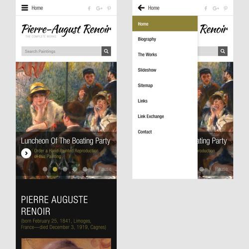 Renoir, mobile concept