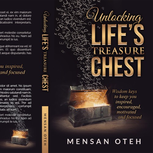 Book Cover - Unlocking Life's Treasure Chest