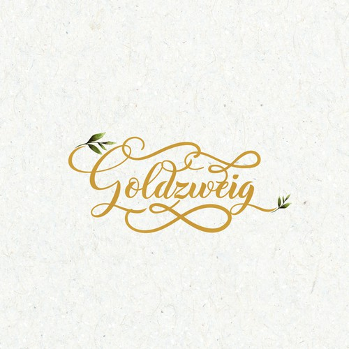 Logo for a wedding accessories brand