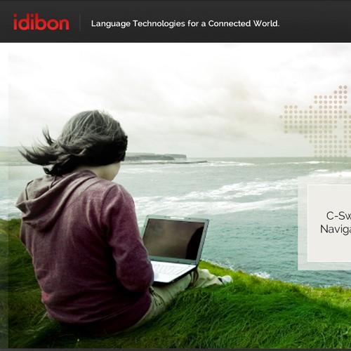 website design for Idibon