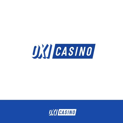 Logo for online casino
