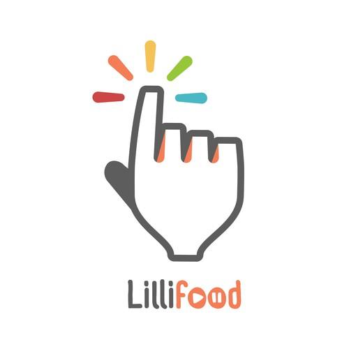 logo concept for lilifood
