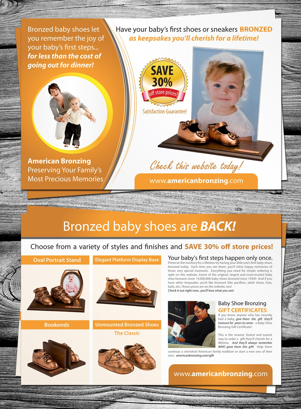 New print or packaging design wanted for American Bronzing Co