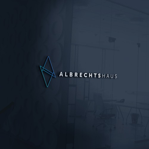 Logo for ALBRECHTSHAUS