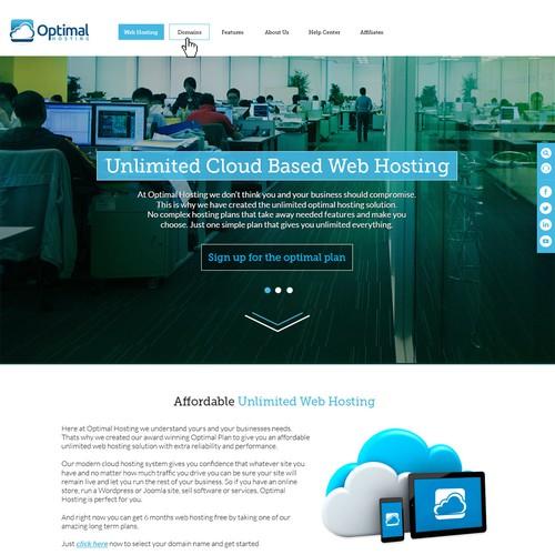 Guaranteed - cloud hosting website