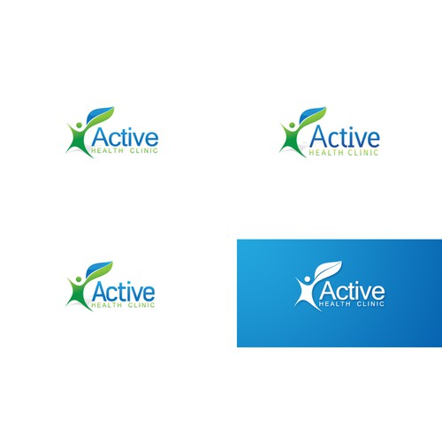 Logo for Active Health Clinic