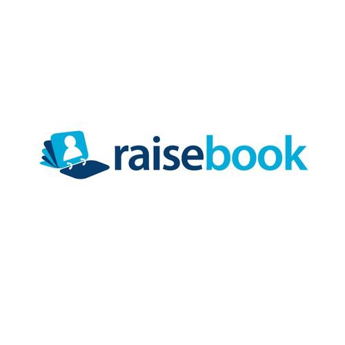 Raisebook logo