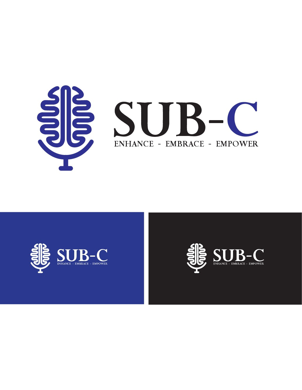 POWER logo needed for a podcast about the subconscious mind
