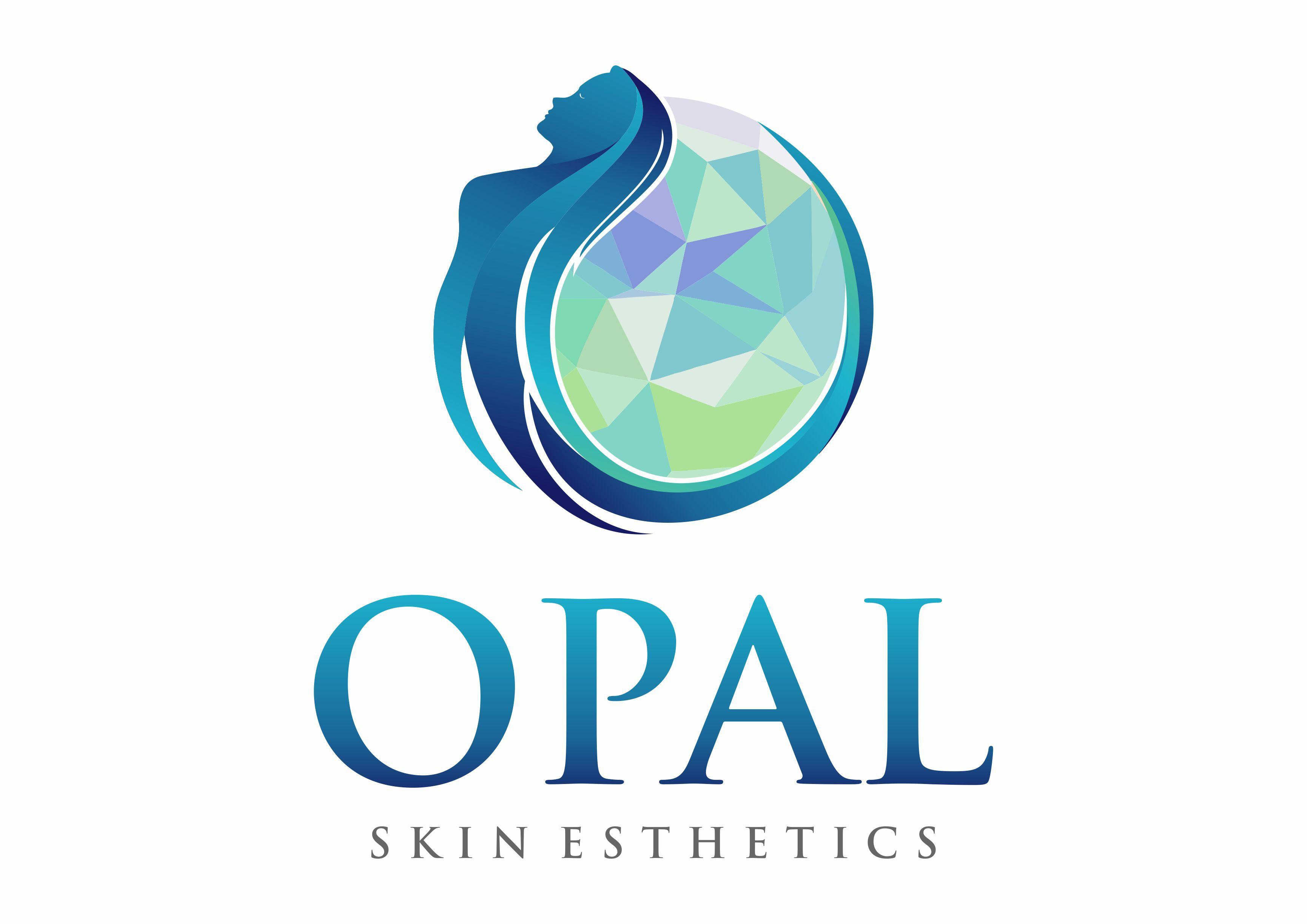 esthetican new opal skin logo