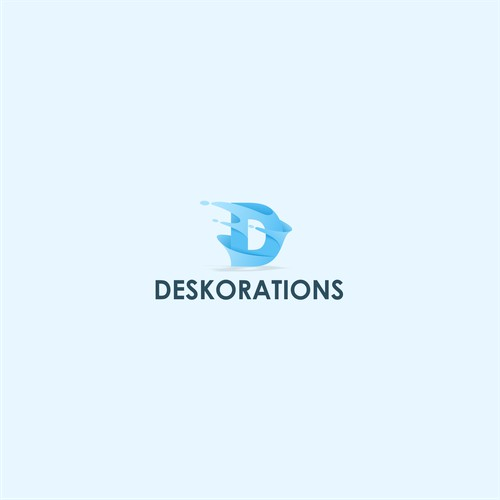 Create a timeless, bold & clean logo for Deskorations