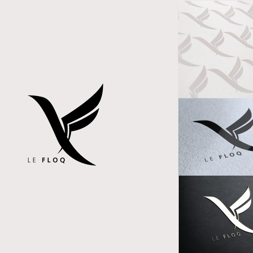 Create a logo for an up and coming fashion accessory designer