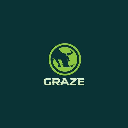 Mowing company logo