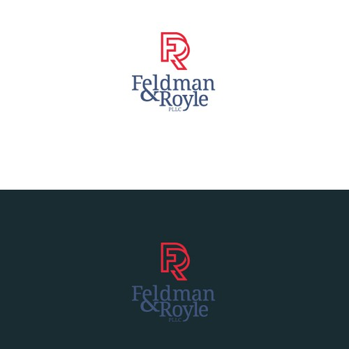 Logo concept proposal for law company