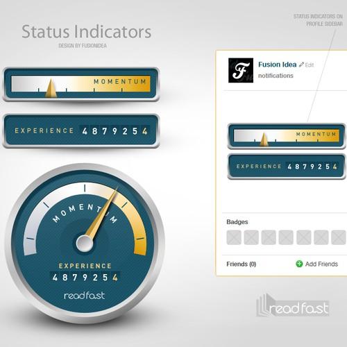 Read fa.st - GUI Design
