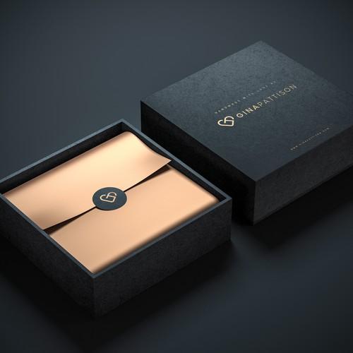 Logo design for handmade jewellery company