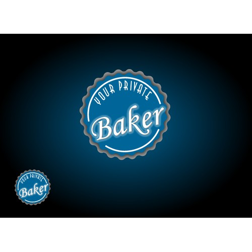 Logo need for one man bakery