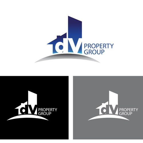 Create the next logo for dV Property Group