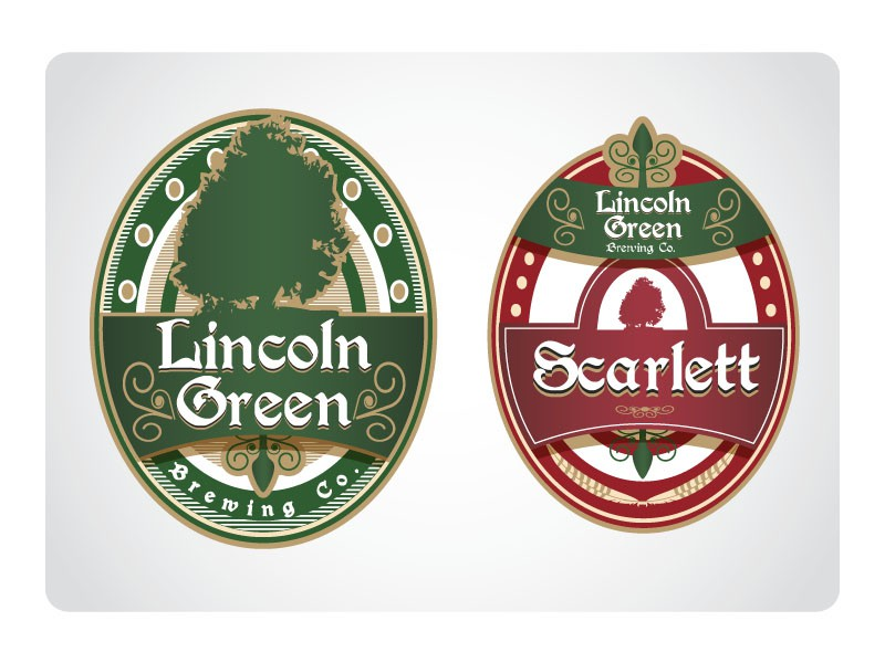 Lincoln Green Brewing Company needs a new logo