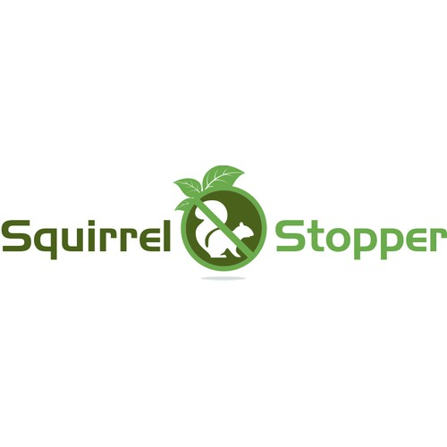 Squirrel Stopper Logo