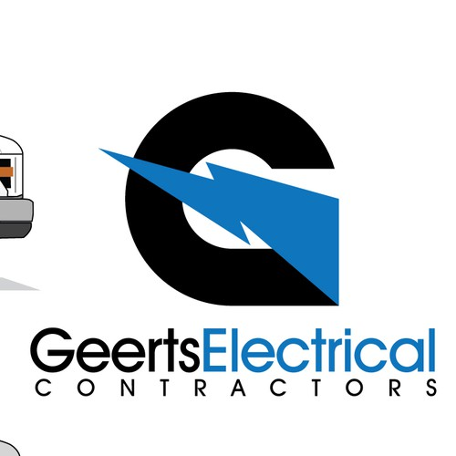 New Company Logo for Electrical Contracting Company