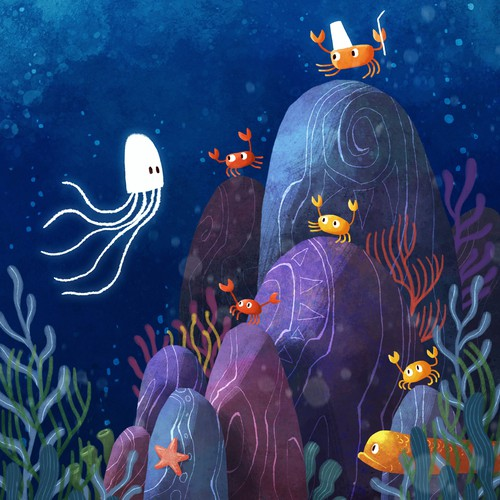 The One Jellyfish