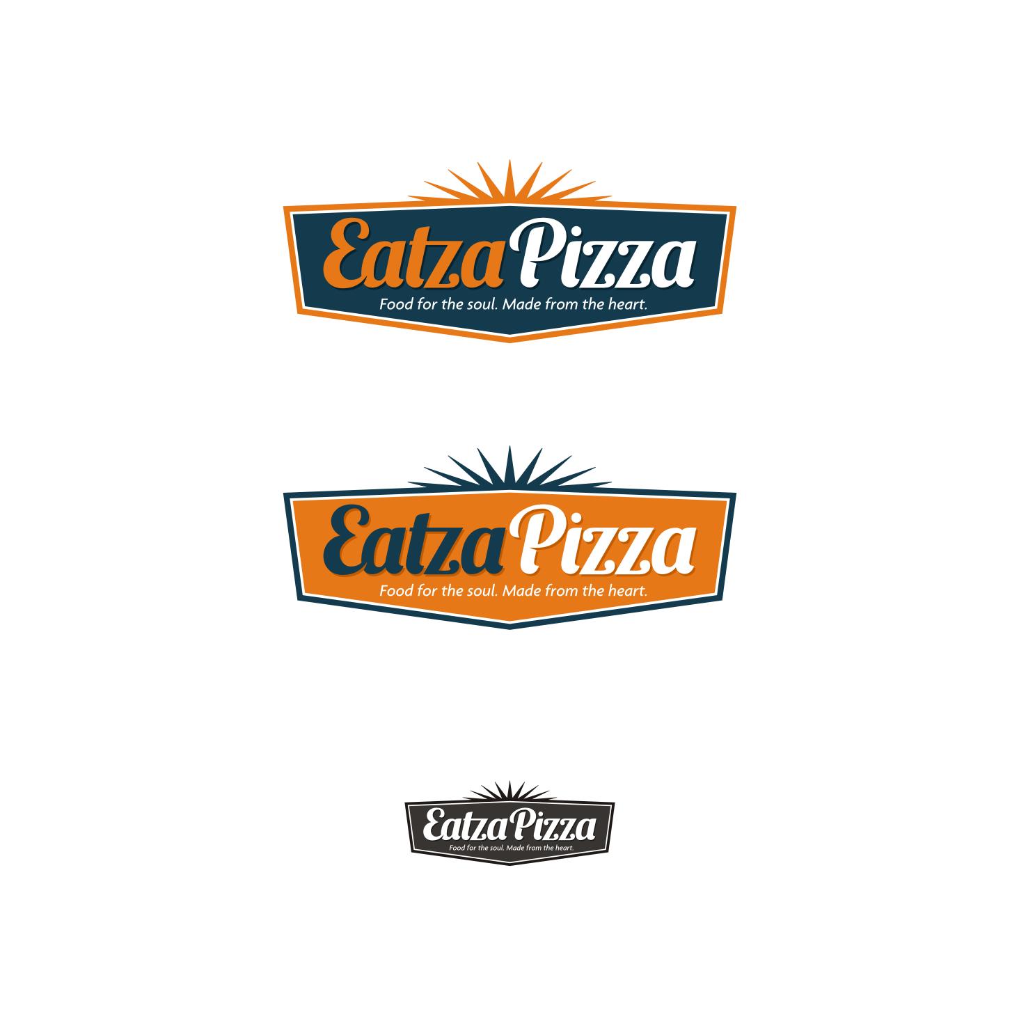 logo for Eatza Pizza