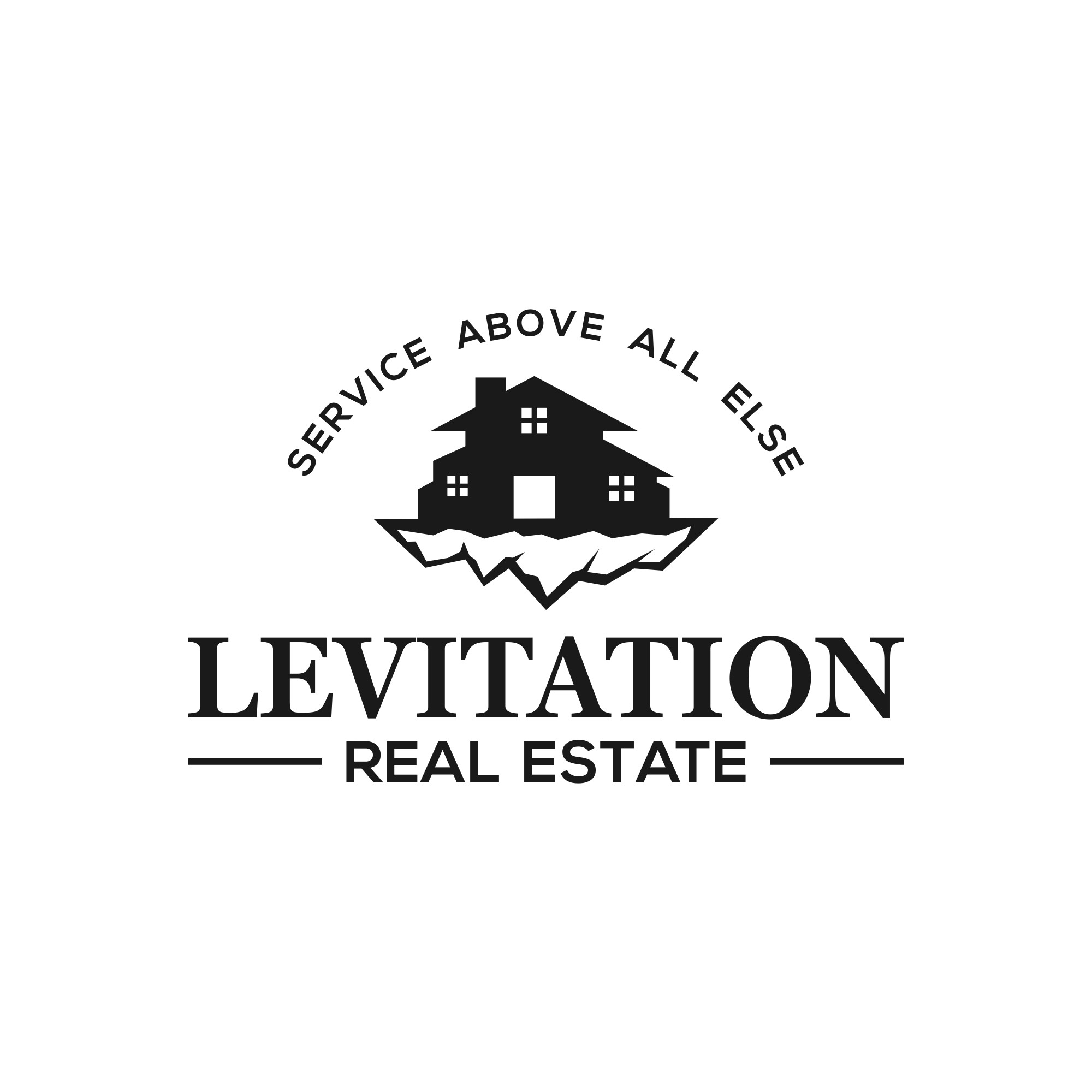 Create a classic and inspiring logo for new real estate company!