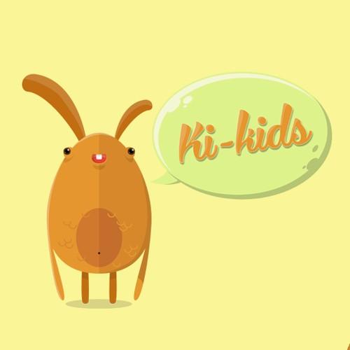 Logotipo para Ki-kids