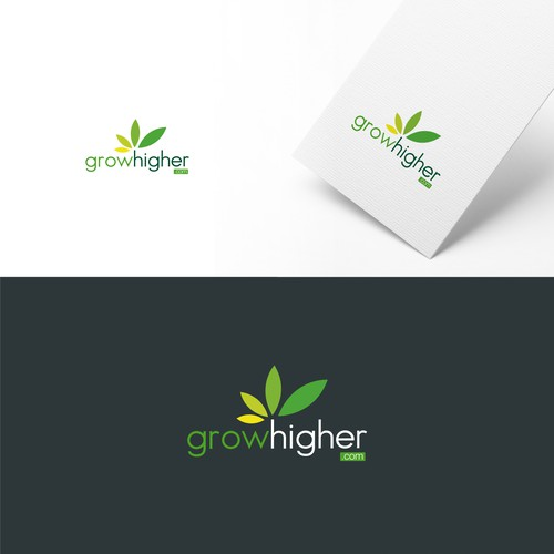 Creative agricultural logo to market a new product line