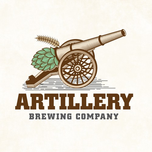 Creative logo for contest- Artillery Brewing Company Logo